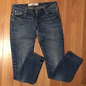 Abercrombie & Fitch New York Stretch Jeans